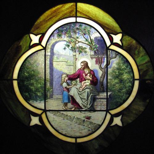 Gesù e i bambini dans immagini sacre