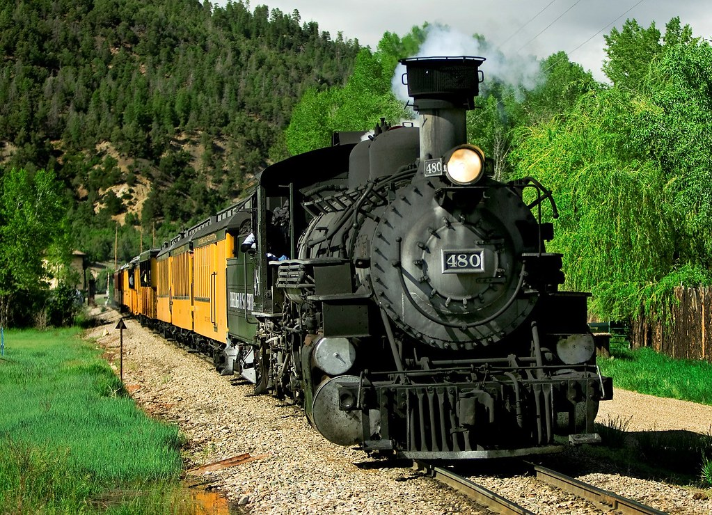 D&SNG Railroad