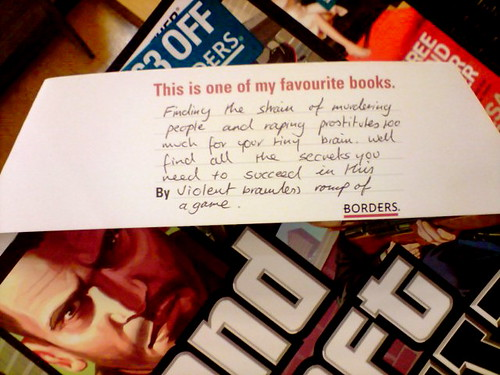 Best book review ever