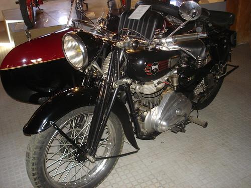 Terrot 500 RGAS 500cc OHV