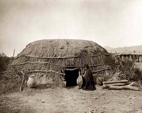 One Cool Picture After Another: Native American Dwellings