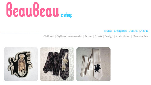 Beaubeau e-shop