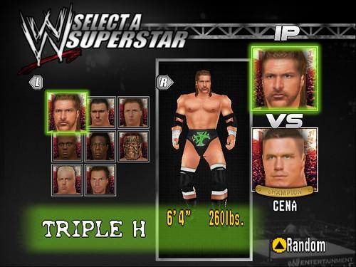 WWF No Mercy N64