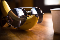 hand naturallight banana theateroftheabsurd cheapsunglasses