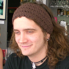 Free Crochet Pattern Mens Headband : Ravelry: Crochet headband for men and women pattern by ...