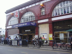 Picture of Kentish Town Station