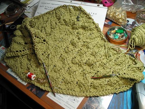 lace leaf shawl 2 (2)