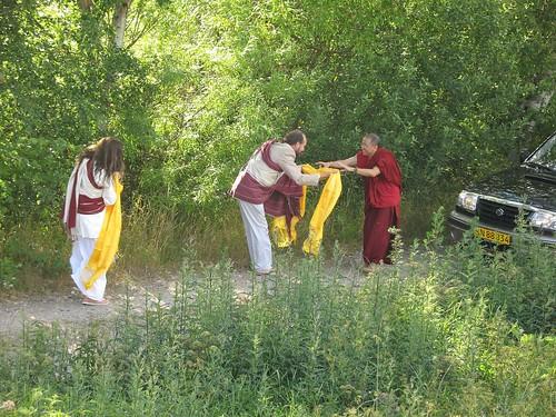 Rinpoche, Erik and Tara