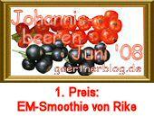 Garten-Koch-Event Johannisbeere SiegerLogo