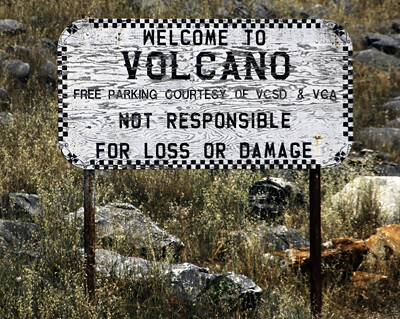 Welcome to Volcano.