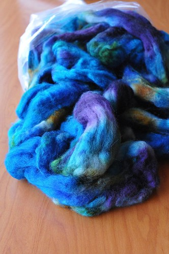 Dyed Superwash Merino