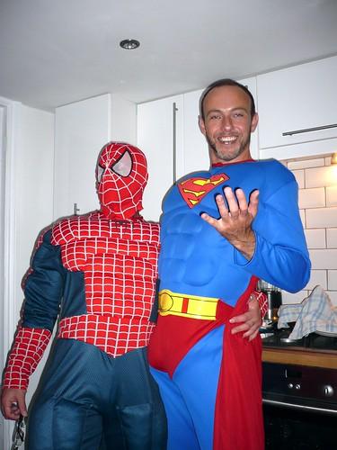 Gay Super Heros 05/07