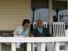 Sally & Herb Kutcher at William MacKinnon home