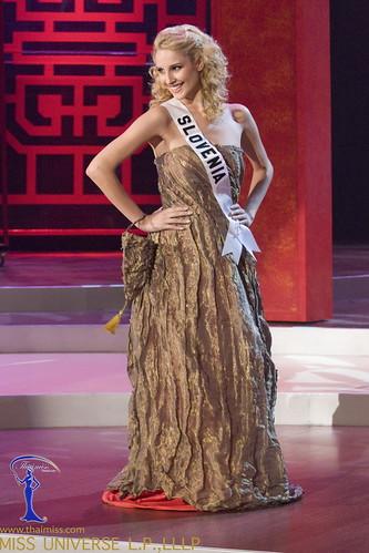 Traje Típico de Miss Eslovenia