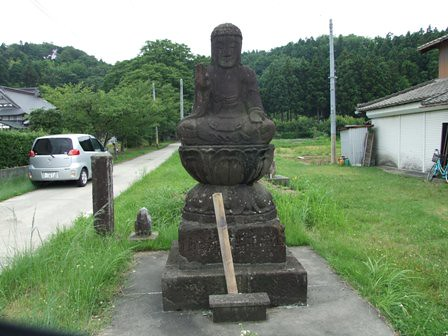 長楽寺 九品仏