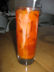 Highline: Thai iced tea