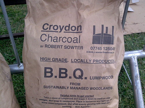 Croydon Eco Friendly Charcoal
