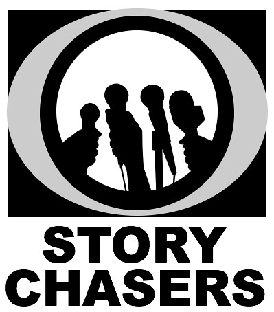 Storychasers.org logo