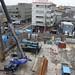 Daytime demolition
