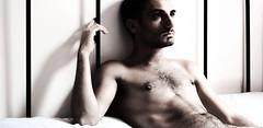 [_________                    _________] (Stefano Libertini Protopapa) Tags: gay light portrait man male men art f