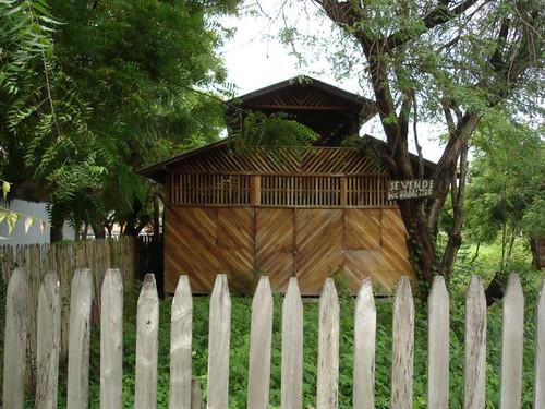 Ecuador beach house