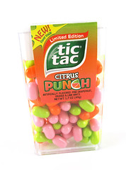 Tic Tac Citrus Punch Box
