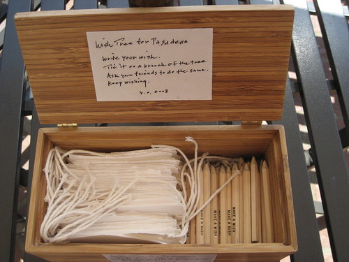 Wish Tree in Pasadena - 29 by you.