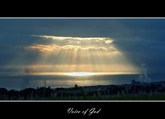 Voice Of God (stephjeu) Tags: sky sun reunion island 974 aplusphoto flickrbestpics