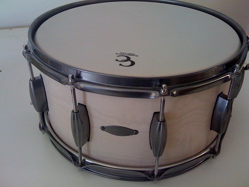 Kyle's New Drum