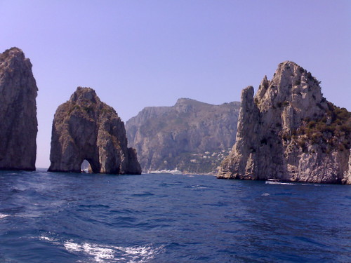 Capri estate 2008