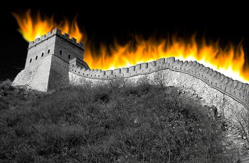 china censors linkedin