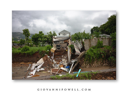 Hurricane Gustav aftermath by Don Giovanní.