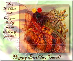 HAPPY BIRTHDAY CAROL (TUMBLEWEED) (fantartsy JJ *2013 year of LOVE!*) Tags: friends blessings happybirthday hugs greetingcard bithday abigfave diamondclassphotographer flickrdiamond theperfectphotographer lovecelebrations altruisticphoto