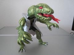 The Lizard - spiderman's foe 003