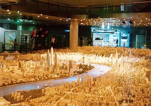 shanghai in 2020 model