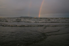 howth & rainbow 2