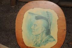 La rserve amrindienne Huron (Citizen59) Tags: canada quebec reserve qubec 2008 huron cabane tribu natives amerindien indienne wendake rserve amrindienne huronwendat haronwendat
