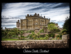 Culzean Castle - HDR - revised (Uncle Berty) Tags: uk england castle scotland berty 2008 brill bucks hdr smalls culzean hp18 robfurminger
