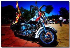 Harley Davidson.- (ancama_99(toni)) Tags: pictures street city vacation urban house holiday color building classic sports sport architecture vintage buildings geotagged photography photo holga nikon espanha europa europe cityscape photos bcn picture cityscapes photographic catalonia voiture harley ciudades vehicles harleydavidson moto motorcycle vehicle motor catalunya 1855mm nikkor 2008 motorsports espagne barcellona catalua catalan spanien barcelone spagna montjuich italians motorsport pasoscatalans urbanas citys 1000views motocicleta vecchio urbanscapes catalogna catal d60 katalonien catalogne cataln 10faves nikkor1855 nikond60 mywinners aplusphoto holidaysvacanzeurlaub colourartaward