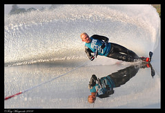 King of the water (Tony Margiocchi (Snapperz)) Tags: water waterskiing ski skiing mirror reflection speed fast morning bravo excapture abigfave impressedbeauty theperfectphotographer wonderworld betterthangood nikon nikond3 d3 nikond3waterskiing 70200mmf28gvr sportphotography sport watersport mirrorimage nikkor action awesome nikonaction nikond3action
