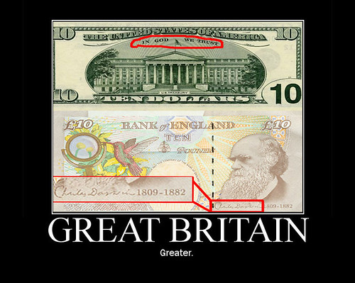 US vs Great britan / pwagorn