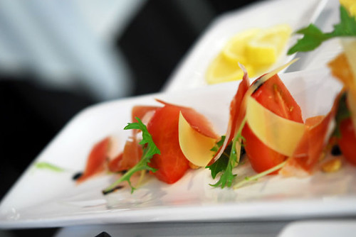 Ham n tomatoes - DSC_0351