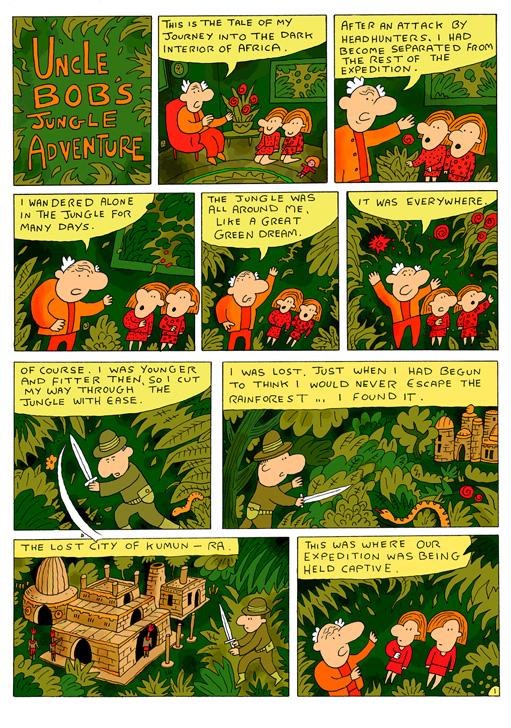 Uncle Bob's Jungle Adventure
