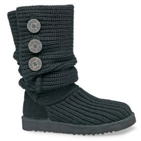 Ugg Cardy Crochet Boots Ugg Cardy Size 8 Womens