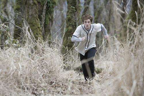 Twilight New Movie Still Edward Running by elphiegirl95.