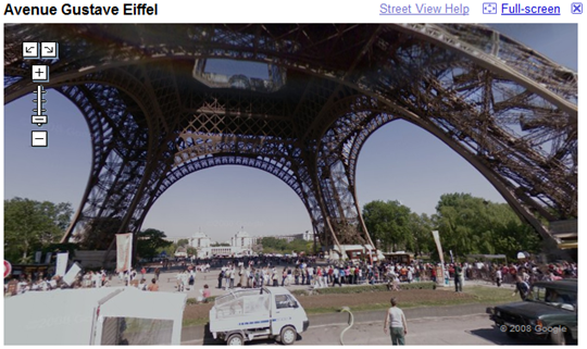 google street view france 2