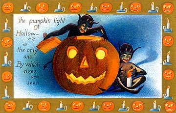 Pumkin Light (by senses working overtime)