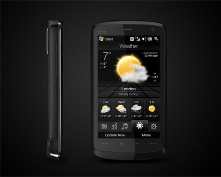 HTC Touch HD headed for European debut on Nov. 6