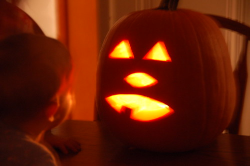 Pumpkin Jack All Aglow
