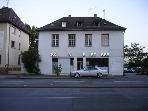 Gebäude Oskar von Miller Str. 16 - Kunstraum